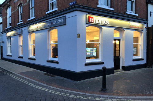 Homes Estate Agents Alton Hampshire