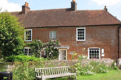 Jane Austen's House Museum Alton Hampshire